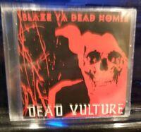 Blaze Ya Dead Homie - Dead Vulture CD SEALED rare twiztid insane clown posse hok