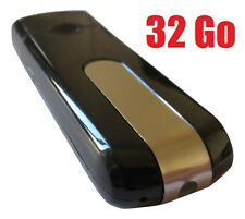 Clé USB caméra espion/surveillance avec détecteur de mouvement + 32 Go classe 10