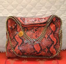 AUTHENTIC, VERY COOL AND STYLISH STELLA McCARTNEY SHOULDER/HAND CLUTCH BAG.