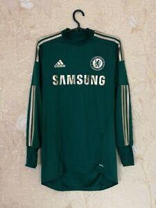 Chelsea 2012 - 2013 goalkeeper GK shirt jersey Adidas size S