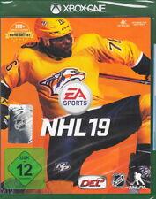 NHL 19 / NHL 2019 - Xbox ONE - EA Eishockey Neu & OVP - Deutsche Version!