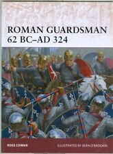 Osprey-Roman Legions-Guardsman-Recruitment-Arms-Armor-Equipment-Service-Guide!
