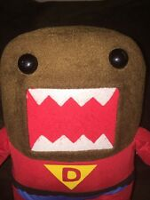 Domo Superhero Superman Plush 13Inch- Very Cool