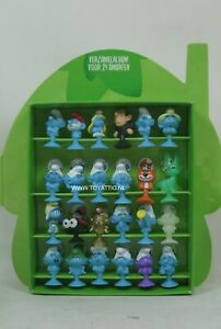 Smurfs and the lost village special Dutch exclusive collection with 24 smurfs