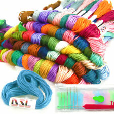 DSL 120CROSSSTITCH Mixed Embroidery Threads