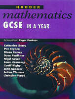 Hodder Mathematics: GCSE in a Year-ExLibrary