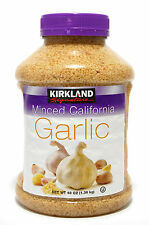 1.36kg Catering Size Minced Garlic USA Herbs Spices Flavours  Chef Cooking