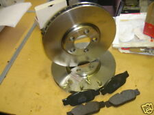 JAGUAR XJ 2.7TD 3.0TD JAGUAR XF REAR BRAKE DISC & PADS 326MM