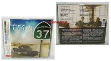 Train California 37 Deluxe Edition Taiwan Ltd CD+DVD w/OBI