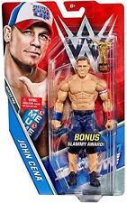 JOHN CENA WWE Mattel Basic 69 - Brand New Action Figure Toy - SLAMMY VARIANT