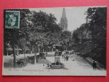 CAEN  :  Le Boulevard Saint-Pierre.....VO.1923.