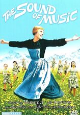 "NEW DVD  "" The Sound Of Music "" (1965) Julie Andrews, Christopher Plummer"