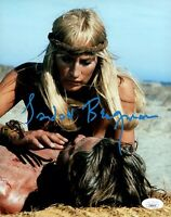 SANDAHL BERGMAN Signed CONAN THE BARBARIAN 8x10 Photo Autograph JSA COA Cert
