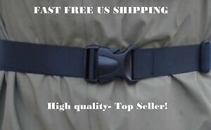 "Mt.Sun Gear FishYo! 1.5"" Wading Belt- fishing safety gear Fly Fishing, Surf Cast"
