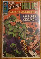 Tales To Astonish 79, Silver Age, Hulk, Sub-Mariner, See Photos!