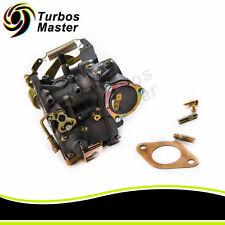 34 PICT-3 Carburetor Carby With Hardware 12V Electric For VW Beetle 113129031K