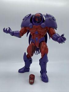 Marvel Legends ONSLAUGHT BAF 100% Complete Both Heads X-Men Build-A-Figure