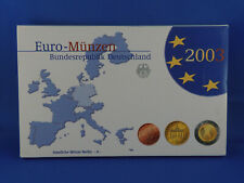 BRD KMS 2003 A PP PROOF   COIN SET  (K16)