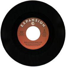 """THE FRIENDS OF DISTINCTION  """"WHEN A LITTLE LOVE BEGAN TO DIE""""  70's  LISTEN!"""