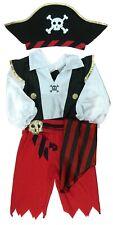 déguisement Capitaine pirate garçon 2/4 ans