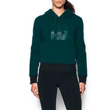 Sweats, polaires et hoodies de fitness verts pour femme