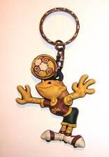 Portugal 2004 Soccer Football World Cup Mascot Kinas key ring key chain pendant