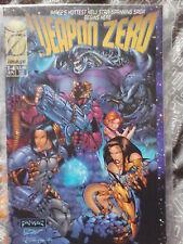 Weapon Zero comic