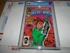 MARVEL SUPER-HEROES SECRET WARS #12 CGC 9.8 (COMBINED SHIPPING AVAILABLE)