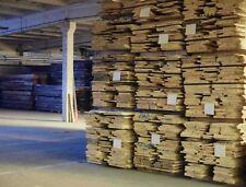 27 mm Oak Timber Waney Edge Kiln Dried Boards 1 cubic metre