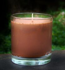 40hr CHOCOLATE MUD CAKE Triple Scented ECO SOY JAR VOTIVE CANDLE Home Fragrances