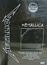 Classic Albums - Metallica: Metallica NEW! DVD, PERFORMANCE, INTERVIEWS SANDMAN