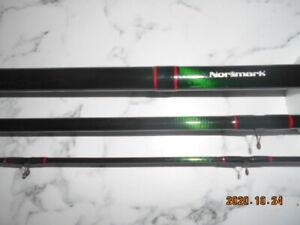 NORMARK KUMMAN 12FT 3 PCE MATCH FLOAT ROD GREEN COMPOSTE GRAPHITE