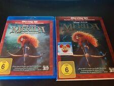 "3D BLU-RAY ""Merida"" Legende der Highlands (Disney/Pixar)"