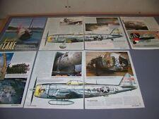 "VINTAGE..P-47 ""DOTTIE MAE"" LADY OF THE LAKE..HISTORY/DETAILS..RARE! (105J)"
