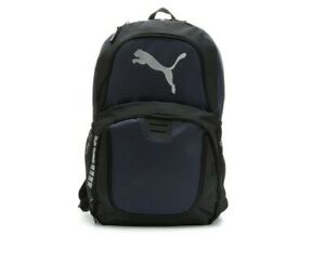 """NWT Puma Challenger Backpack, 3 Compartments, Padded 15"""" Laptop Pocket"""