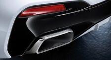 BMW G30 2017+ 530i 530iX 540i 540iX M Performance Muffler & Chrome Tailpipes Kit