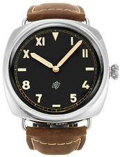 Panerai Radiomir California 3 Days Acciaio BLK Dial Men Watch PAM00424 New Orig