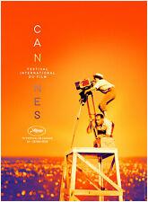 CANNES 2019 Affiche Originale 160x120 Pliée Movie Poster Festival AGNES VARDA