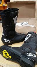 SIDI Strada tepor evo rain motorcycle boots eur 38 uk 5 boot C37