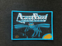 "Agent Steel ""Mad Locust Rising"" Patch exciter-helstar-metal church-toxik-razor"