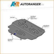 Dispositivi DI PROTEZIONE POSTERIORI MOTORE & Trasmissione ALLUMINIO — 4mm — AUDI a3/VW GOLF 6