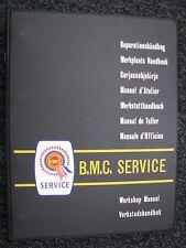 BMC Service Werkplaats Handboek 1100 en Kestrel 1967 (Nederlands)