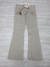 NEW Da-Nang Women's Casual Pants Embroidered GINGER RSR595931 Size: SMALL