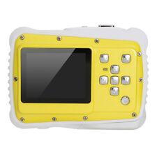 "12MP 720P HD 3M Waterproof 2"" DisplayMini Children Digital Camera for Kids"