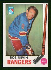 BOB NEVIN 1969-70 TOPPS 69-70 NO 40 VGEX+  35081