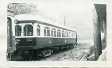 5F557 RP 1940s? TEXAS ELECTRIC RAILWAY CAR #350