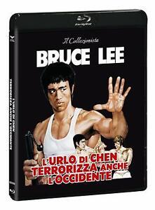 Bruce Lee. L'urlo di Chen terrorizza anche l'occidente. Con Booklet DVD + Blu-ra