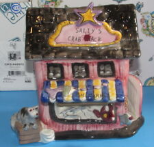 Saltys Crab Shack Candle House Blue Sky Clayworks Heather Goldminc
