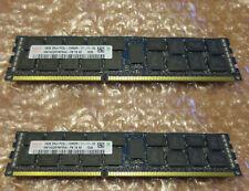 Fujitsu Original  32GB (2x16GB) DDR3-1600 PC3-12800R LV-RDIMM  S26361-F4523-R627