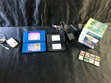 2 Nintendo Ds Bundle 17 Games